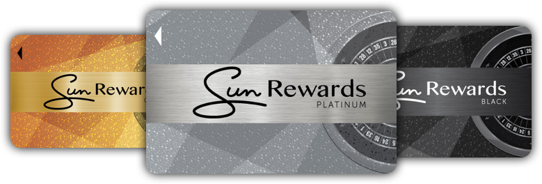 Tarjetas Sun Rewards